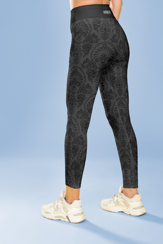 Black Royal | Black Classy Leggings