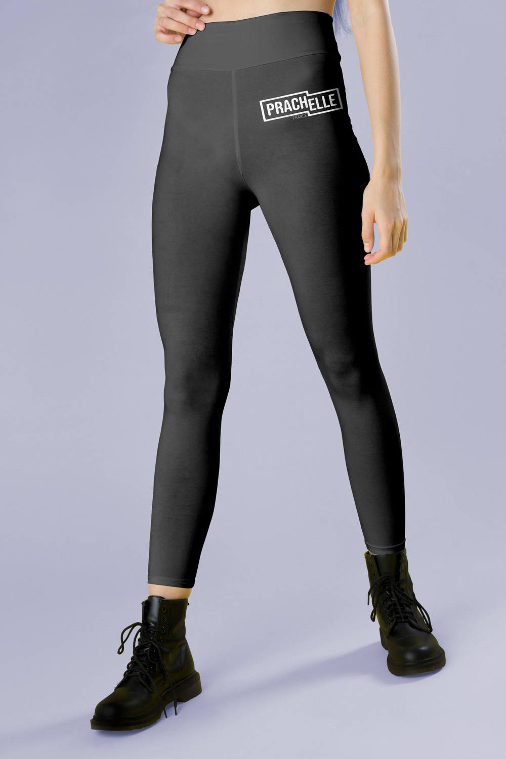 Black Technical Leggings