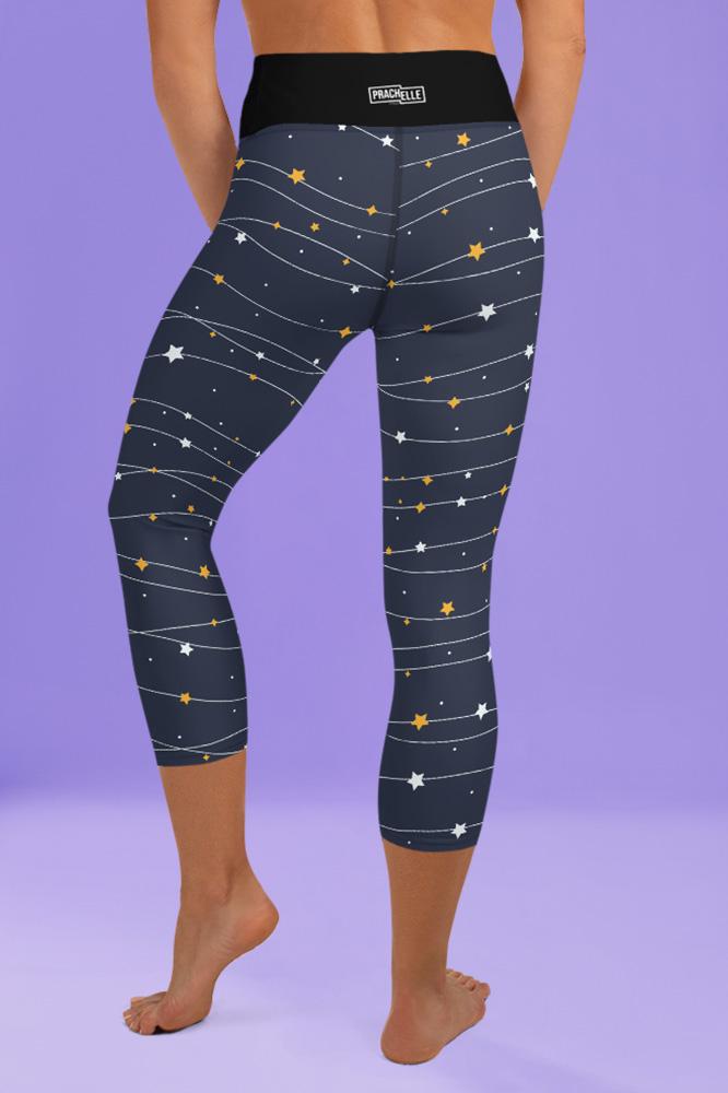 Étoiles filantes | Star Black Capri