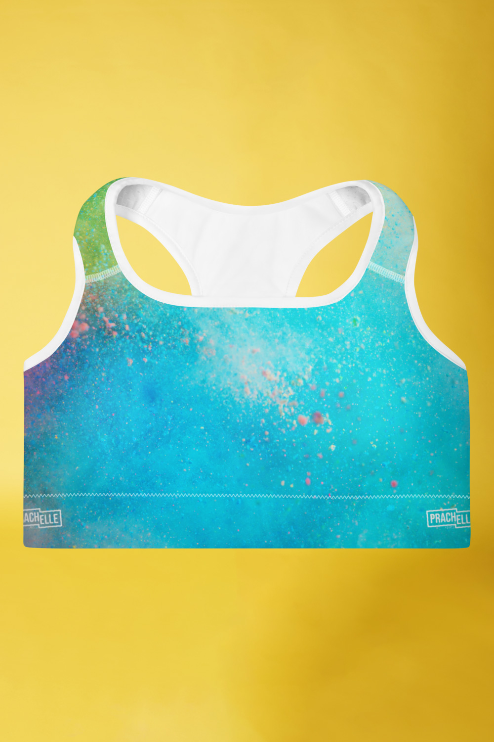 Pop Colors | Colorful Sports Bra
